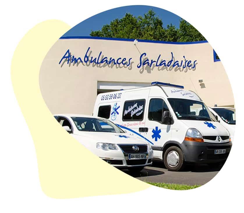 sarlat ambulances